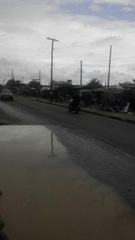 Land for Commercial Use, Alhaji Madoti Road, Old Ojo Road, Ojo, Lagos, Land for Sale