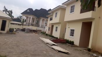 Brand New Luxury 4 Bedroom Twin Duplex with a Bq Each, Maitama District, Abuja, House for Rent