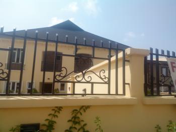 4 Bedroom Duplex, Private Estate, Short Drive to, Gra, Magodo, Lagos, Semi-detached Duplex for Rent