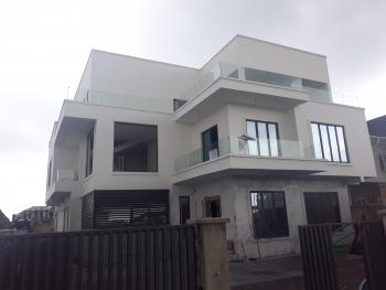 Executive 5 Bedroom Mansion with Excellent Facilities, Pinnock Estate, Osapa, Lekki, Lagos, Detached Duplex for Sale