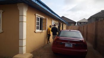 New 3 Bedroom, 2 Flats on a 50*100, Off Ewabogun By The Tarred Road and Off Sapele Road, Benin, Oredo, Edo, Block of Flats for Sale