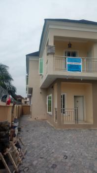 4 Bedroom Duplex with Bq, Graceland Estate, Ajah, Lagos, Detached Duplex for Sale