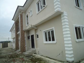 Newly Built 4 Bedroom Terrace Duplex with Good Features, Ogunfayo, Eputu, Ibeju Lekki, Lagos, Terraced Duplex for Rent