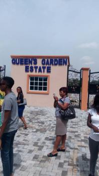 Vacant Plot, Queens Garden 1, Isheri North, Lagos, Mixed-use Land for Sale