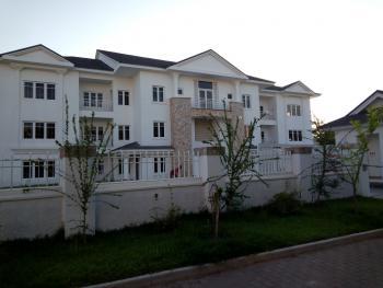 Virgin Luxury 6 Unit Serviced & Spacious 3 Bedroom Apartment + Swimming Pool, Audu Ogbeh Street, Close to Shop Rite, Jabi, Abuja, Flat for Rent