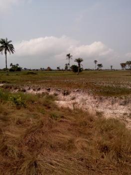 5200sq Sand Filled Plot, Acacia Drive, Osborne, Ikoyi, Lagos, Residential Land for Sale