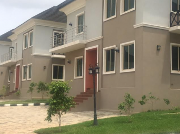 Luxury Brand New 4 Bedroom Luxury Duplex, Near American International School, Durumi, Abuja, Detached Duplex for Rent