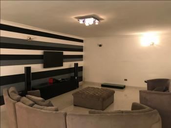 Fully Furnished 4 Bedroom Apartment + 1 Room Bq + Swimming Pool + Gym, Safecourt Apartments, Ikate Elegushi, Lekki, Lagos, Flat for Rent