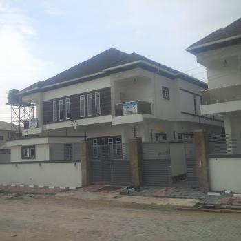 Tastefully Finished 4 Bedroom, Chevy View Estate, Lekki, Lagos, Semi-detached Duplex for Rent