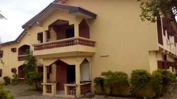 Decent Two Units of 4 Bedroom Duplex with 2 Rooms Bq Each, on 1500 Sqm, Wuse 2, Abuja, Semi-detached Duplex for Sale