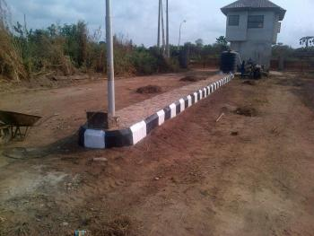 Cheap Land in a Luxury Estate, Igbesa Road, Sharing Fence with Lacasera, Agbara, Ogun, Residential Land for Sale