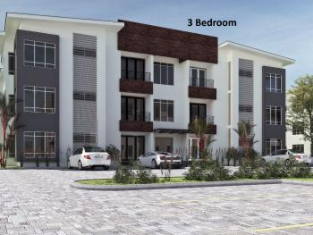 Luxury 3 Bedroom Flats with Excellent Space, Ajah, Lagos, Flat for Sale