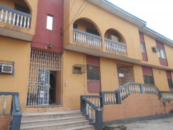 3 Bedroom Flat, Harmony Estate, Off College Road, Ogba, Ikeja, Lagos, Flat for Rent