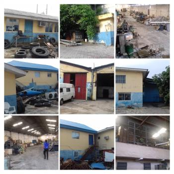 Affordable Warehouse in a Strategic Location, Off Old Ojo Road, Satellite Town, Ojo, Lagos, Warehouse for Sale