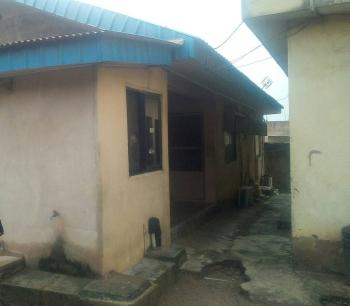 Twin 4 Bedroom Duplex Sitting on 2 Plots with Bq, Haruna, Ogba, Ikeja, Lagos, Detached Duplex for Sale