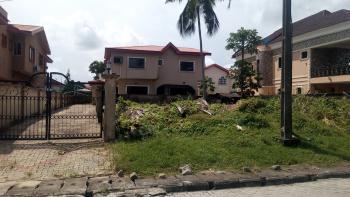 5 Bedroom Detached House + Half Plot of Land, Jomo Kenyatta Lane, Crown Estate, Ajah, Lagos, Residential Land for Sale