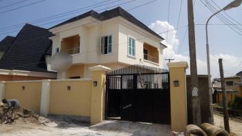 Newly Built 4 Bedroom Detached Duplex with a Room Bq, Thomas Estate, Ajah, Lagos, Detached Duplex for Sale