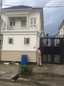 4 Bedroom Semi-detached Duplex + Bq, Chevy View Estate, Lekki, Lagos, Semi-detached Duplex for Rent