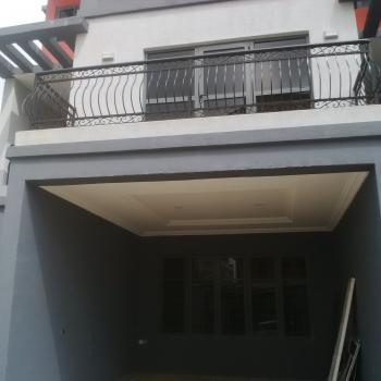 New 4 Bedroom Terrace with Boys Quarters, Oniru, Victoria Island (vi), Lagos, Terraced Duplex for Rent