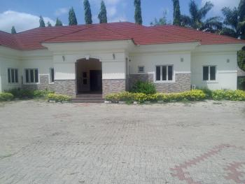 Tastefully Finished 4 Bedroom Detached Bungalow with 2 Rooms Bq, Jabi, Abuja, Detached Bungalow for Rent