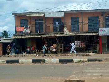 Shops with Land at The Back, Ijegun Market, Ijegun, Ikotun, Lagos, Shop for Sale