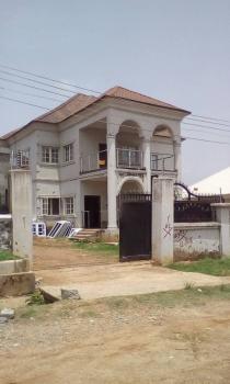 1.4 Bedrooms (3 on Upper Floor) and 1 on D Ground Floor) 2.  2 Sitting Rooms & 2 Lobbies 3. 1 Kitchen, Kafe Garden City, Gwarinpa Estate, Gwarinpa, Abuja, Detached Duplex for Sale
