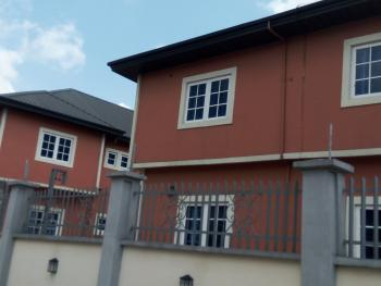 Brand New and Superbly Finished 8 Units of 2 Bedroom Flats in a Serene Neighborhood, Off Okuru Road By Golf Estate, Port Harcourt, Rivers, Flat for Rent