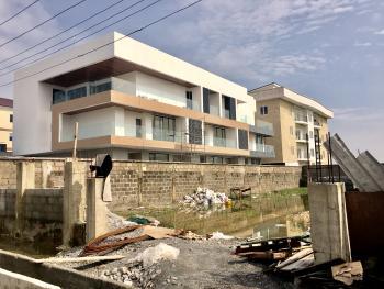 Luxury 4 Bedroom Terrace with a Room Bq for Sale in Ikate Elegushi, Ikate Elegushi, Lekki, Lagos, Terraced Duplex for Sale