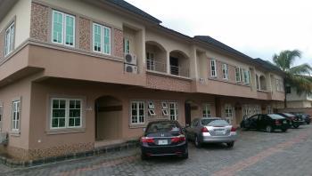 Lovely Three Bedroom Terrace House for Rent in Ikota, Ikota Villa Estate, Lekki, Lagos, Terraced Duplex for Rent