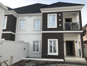 Spacious 4 Bedroom Semi Detached House with a Room Bq, Osapa, Lekki, Lagos, Semi-detached Duplex for Sale