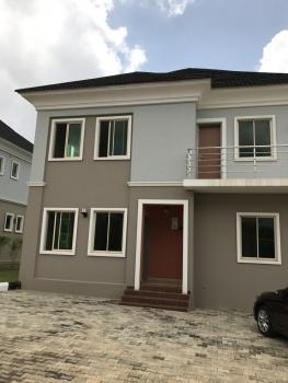 4 Bedroom Detached Duplex with Bq, By The American International School, Durumi, Abuja, Detached Duplex for Rent