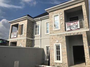 Brand New 4 Bedroom Semi Detached House with a Room Bq, Osapa, Lekki, Lagos, Semi-detached Duplex for Sale