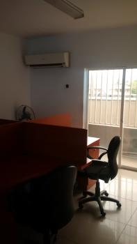 28sqm Furnished and Serviced Office Everything Inclusive on 3floor Adeola Odeku, Directly on Adeola Odeku Street, Vi, Victoria Island (vi), Lagos, Office for Rent