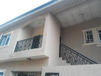Lovely 2 Bedroom Flat with Spacious Sitting Room, Nuj Estate 1 Close to Berger, Ojodu, Lagos, Flat for Rent