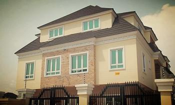 Exquisitely Finished 5 Bedroom Duplex with Bq, Chevy View Estate, Lekki, Lagos, Semi-detached Duplex for Sale