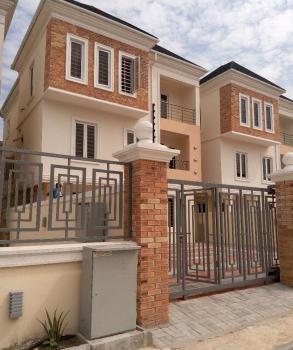 Newly Built 5 Bedroom Detached Duplex with a Room Bq, Kusenla Road, Ikate Elegushi, Lekki, Lagos, Detached Duplex for Rent