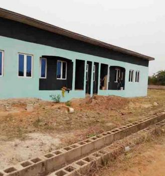 Unique House at Magboro, Gas Line Road,  Along Lagos Ibadan Express Road, Magboro, Ogun, Semi-detached Bungalow for Sale