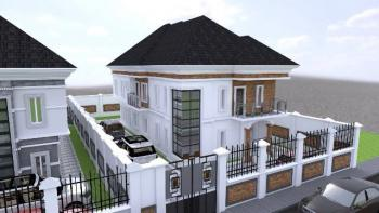 a Brand New 5 Bedroom Fully Detached Duplex, Behind Shoprite,by 5th Round About, Osapa, Lekki, Lagos, Detached Duplex for Sale