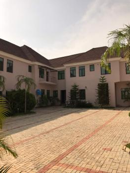 Topnotch Serviced, 4 Bedroom Luxury Terraces with Servant Quarters, Off Aminu Sale Crescent, Diplomatic Zones, Abuja, Terraced Duplex for Rent