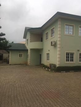 Beautiful Vintage 4 Bedroom Detached Duplex  with Guest Chalet, Asokoro District, Abuja, Detached Duplex for Sale