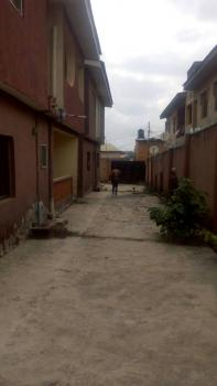 4 Nos  of 3 Bedroom Flat- Vacant Possession on Full Plot Land., Ronik Area, Egbe, Lagos, Block of Flats for Sale