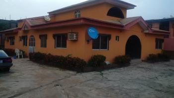 5 Bedroom Bungalow Set Back on  Full Plots of Land  with 4 Shops in Front., Ronik Area, Egbe, Lagos, Detached Bungalow for Sale
