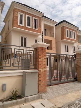 Newly Built Spacious 5 Bedroom Serviced Detached Duplex with 2 Rooms Bq in a Mini Gated Estate with 24hrs Power Supply, Off Lekki-epe Expressway, Ikate Elegushi, Lekki, Lagos, Detached Duplex for Rent