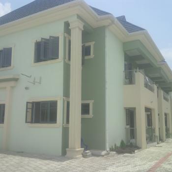 3 Units of Brand New 4 Bedroom Terrace Building, Sangotedo, Ajah, Lagos, Terraced Duplex for Sale
