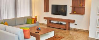 Fayrouz By Casaflo (beautifully Furnished 3 Bedrooms Apartment), Bankole Oki Road, Ikoyi, Lagos, Flat Short Let