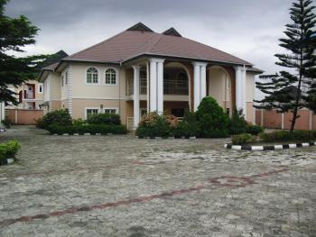 Premium 5 Bedroom Duplex with Bq, Somitel Estate Off Peter Odili Road, Trans Amadi, Port Harcourt, Rivers, Detached Duplex for Sale