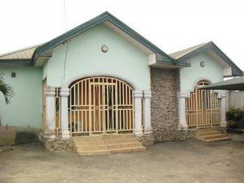 4 Bedroom Bungalow, Psychiatric Road, Rumuigbo, Port Harcourt, Rivers, Detached Bungalow for Sale