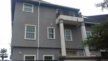4 Bedroom Terrace, Ondo Street, Banana Island, Ikoyi, Lagos, Terraced Duplex for Rent
