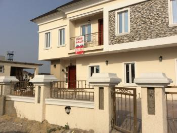 New 5 Bedroom Detached House with a Bq and Pool, Victory Park Estate, Osapa, Lekki, Lagos, Detached Duplex for Sale