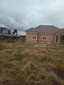 Well Finished 4 Bedroom Bungalow, Airport View Estate. Okpanam Road, Asaba, Delta, Detached Bungalow for Sale